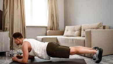 Photo of Ćwiczenia w domu dla mężczyzn